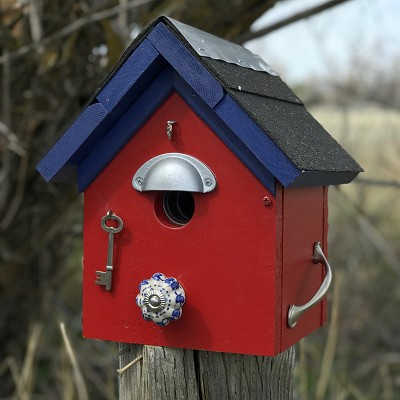 It's Time To Build Birdhouses!